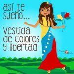 Venezuela querida as te sueo  No pierdas la esperanzahellip